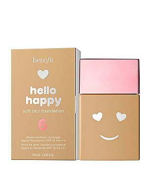 Benefit Cosmetics Hello Happy Soft Blur Foundation - 6