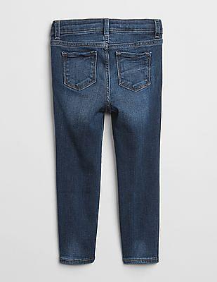 GAP Baby Superdenim Skinny Jeans With Fantastiflex