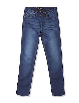 Flying Machine Women Slim Tapered Fit Low Rise Jeans
