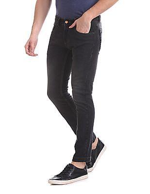 Ruf & Tuf Skinny Fit Dark Wash Jeans