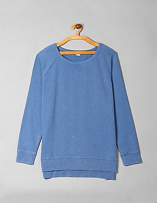 GAP Long Sleeve Vintage Sweatshirt