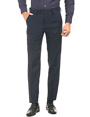 Arrow Regular Fit Wool Trousers