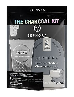 Sephora Collection The Charcoal Kit (Limited Edition)