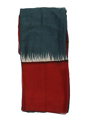 SUGR Multi Colour Bold Striped Stole