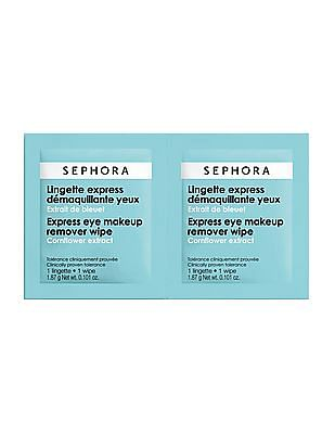 Sephora Collection Express Eye Makeup Remover Wipes