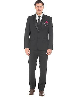 Arrow Single Breasted Three-Piece Suit