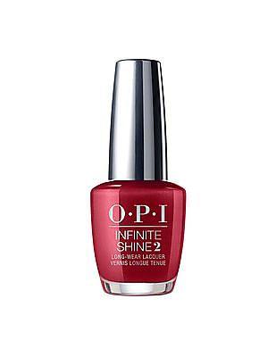O.P.I Infinite Shine Longwear Lacquer - An Affair in Red Square