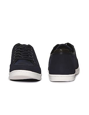 U.S. Polo Assn. Panelled Round Toe Sneakers