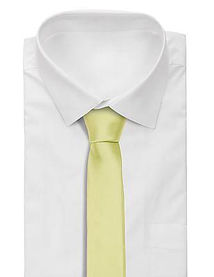 Excalibur Solid Microfibre Tie