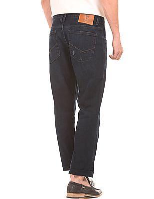 U.S. Polo Assn. Denim Co. Dark Wash Straight Fit Jeans