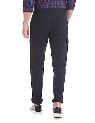 Izod Slim Fit Cargo Trousers