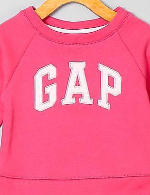 GAP Baby Applique Sweatshirt