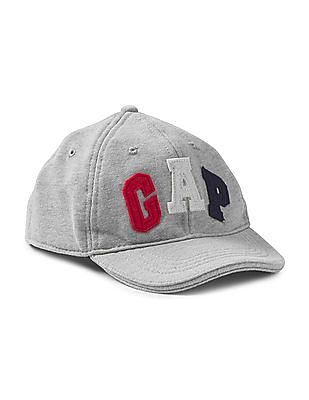 GAP Boys Grey Americana Baseball Cap