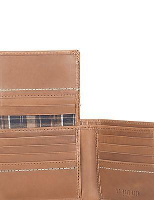 U.S. Polo Assn. Distressed Bi-Fold Wallet