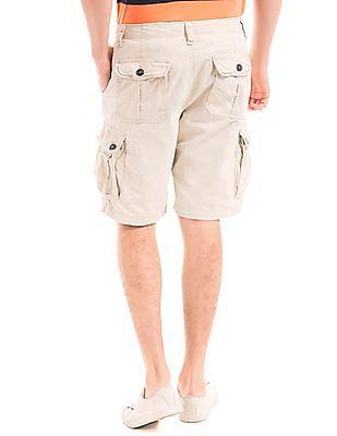 Aeropostale Cotton Cargo Shorts