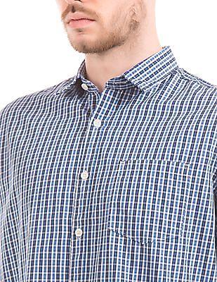 Ruggers Slim Fit Check Shirt
