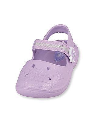 The Children's Place Toddler Girl Sparkle Breezer Water Shoes