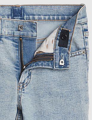 GAP Boys Superdenim Slim Jeans With Fantastiflex
