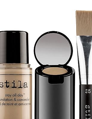 stila Stay All Day Foundation Concealer And Brush Kit - Buff 7
