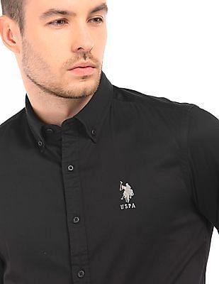 U.S. Polo Assn. Slim Fit Button Down Shirt