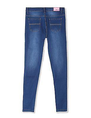 Newport Skinny Fit Dark Wash Jeans