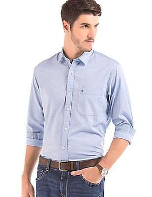 Izod Slim Fit Long Sleeve Shirt