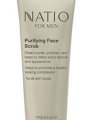 NATIO Purifying Face Scrub