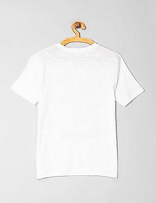 GAP Boys Short Sleeve Graphic T-Shirt