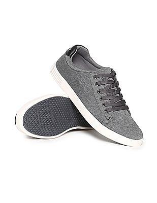 Aeropostale Contrast Sole Canvas Sneakers
