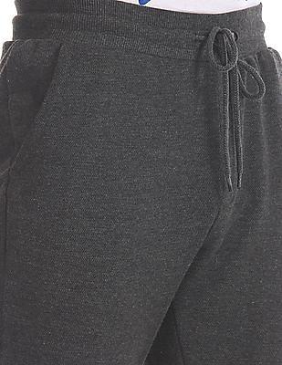 Colt Grey Drawstring Waist Knit Joggers