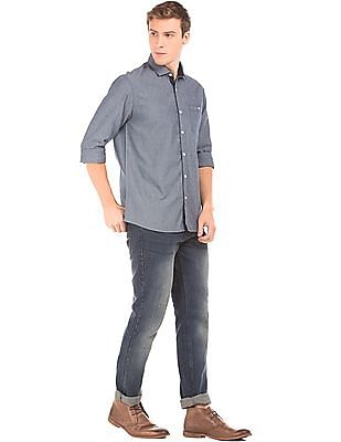 Ruggers Dobby Chambray Shirt
