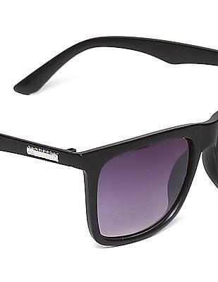 Colt Rectangular Frame Gradient Sunglasses