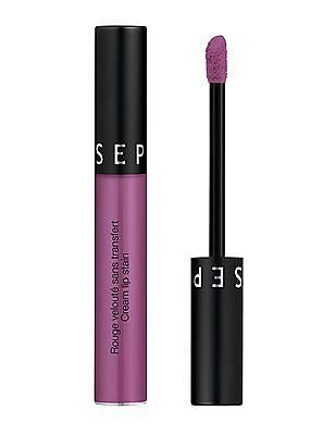 Sephora Collection Cream Lip Stain - 56 Rock & Purple