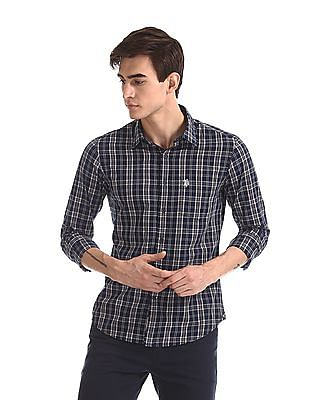 U.S. Polo Assn. Long Sleeve Check Shirt
