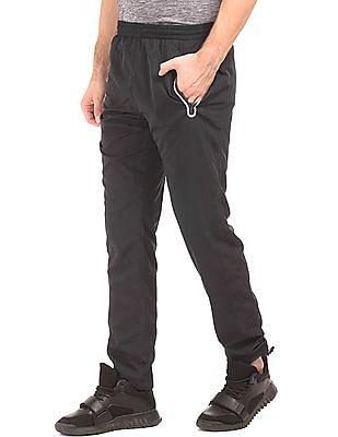 USPA Active Mesh Lined Drawstring Hem Track Pants
