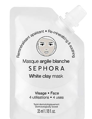 Sephora Collection Re-mineralizing & Soothing Clay Mask