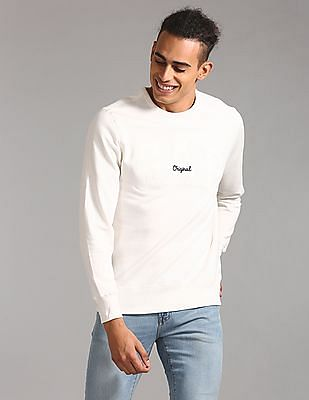 54952c192facf Buy GAP Men Sweatshirts and Sweaters Online in India - NNNOW
