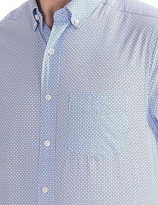 Gant Original The Broadcloth Dot Regular Button Down Shirt