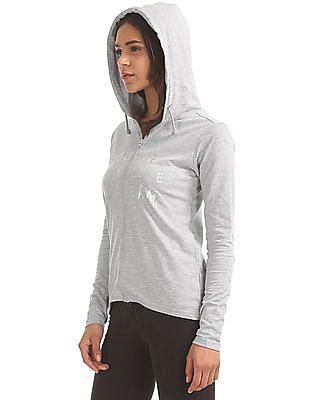 SUGR Hooded Active Sweatshirt