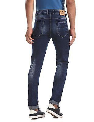 Cherokee Blue Skinny Fit Low Waist Jeans