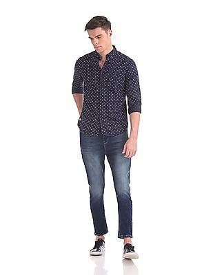 Ed Hardy Regular Fit Printed Shirt