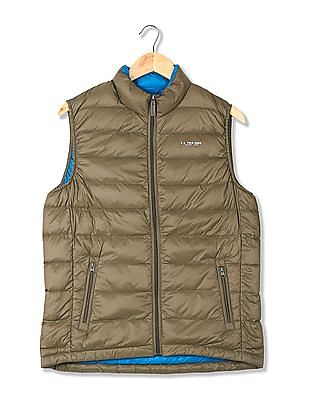 U.S. Polo Assn. Sleeveless Padded Jacket