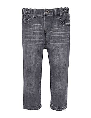 The Children's Place Toddler Boy Solid Skinny Jeans