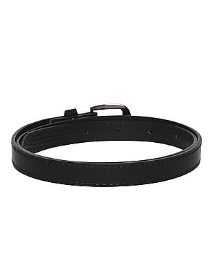 SUGR Metallic Buckle Slim Belt