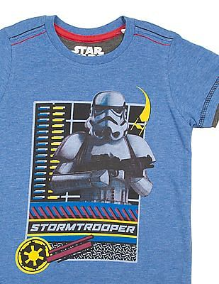 Colt Boys Storm Trooper Printed T-Shirt