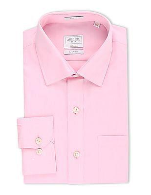 Arrow Slim Fit Patterned Shirt