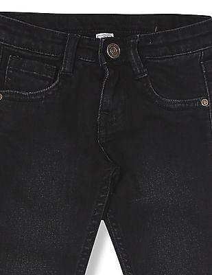 Cherokee Girls Slim Fit Rinsed Jeans