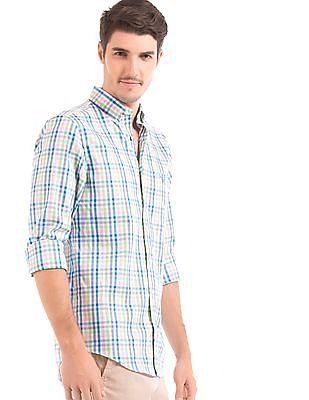 Gant Regular Fit Check Shirt