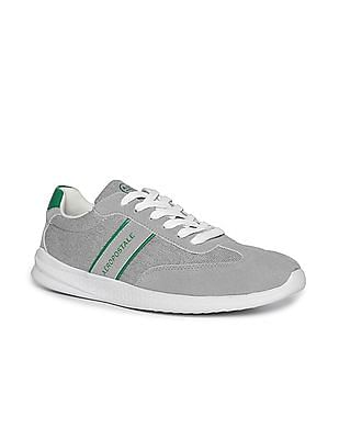 Aeropostale Lace Up Panelled Sneakers