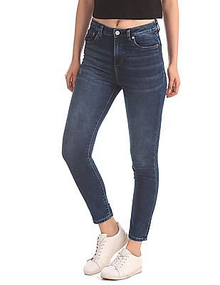 Aeropostale Jegging Fit Washed Jeans